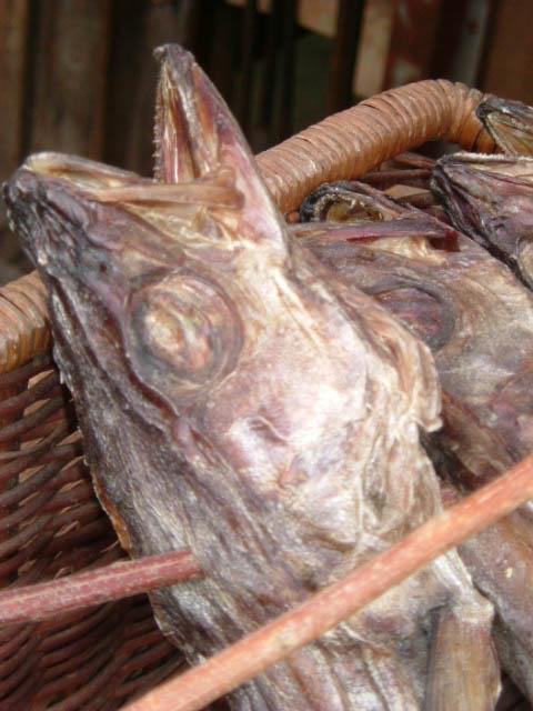 Skewered Fish