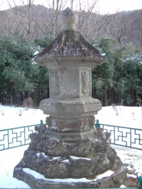 Shilla Pagoda