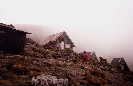 Second Huts