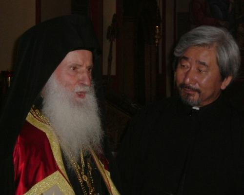 Met. Soterios and Fr. Daniel