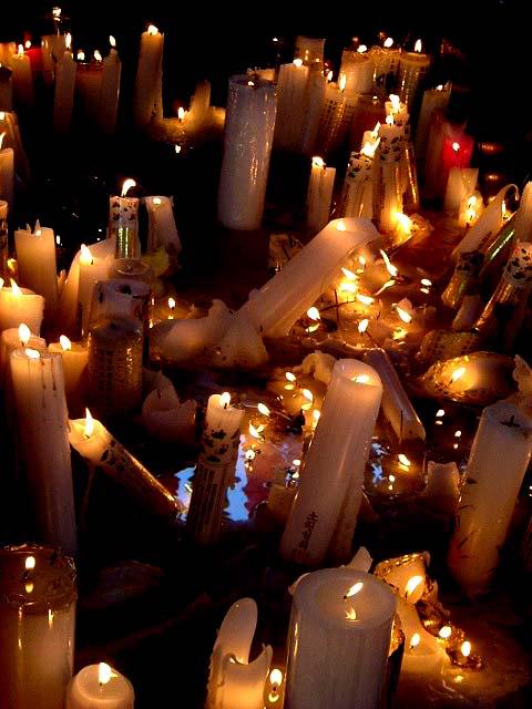 Candles, Again