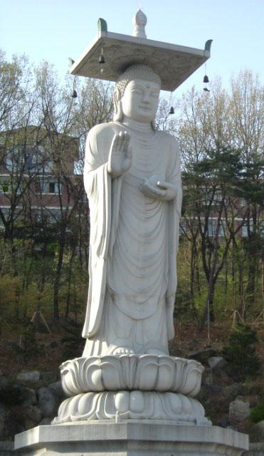 The Great Statue of Maitreya Buddha